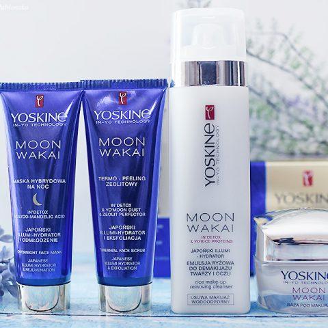 Moon Wakai – kaunis ja nuori ulkonäkö Yoskinella